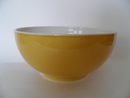 Olive Serving Bowl yellow