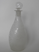 Carafe small Lace decoration