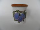 Pomona Portmeirion Spice Jar light Plum SOLD OUT