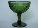 Kara Footed Bowl green
