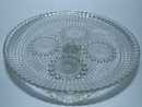 Grapponia Footed Serving Plate
