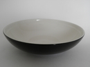 Olive Soup Plate black Kermansavi