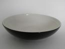 Olive Soup Plate black Kermansavi