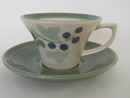 Viinimarja Coffee Cup and Saucer