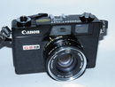 Canon Canonet G-III QL 17  MYYTY