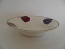Illusia Soup Plate small lilac Arabia SOLD OUT