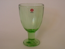 Verna Wine glass applegreen Iittala