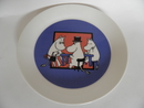 Moomin Plate Togerther