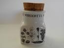 Spice Jar Nutmeg Arabia