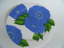 Primavera Serving Plate blue Iittala