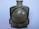 Locomotive Bottle brown