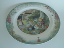 Foxwood Tales Dinner Plate Summer V&B SOLD OUT