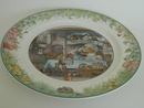 Foxwood Tales Dinner Plate Spring V&B SOLD OUT