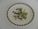 Pomona Portmeirion Side Plate Blackberry