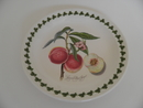 Pomona Portmeirion Side Plate apricot SOLD OUT