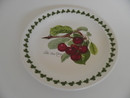 Pomona Portmeirion Side Plate dark Cherry