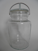 Glass Jar 3/4 l Ole Palsby