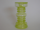 Carmen Vase/Candleholder yellow SOLD OUT