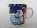 Moomin Mug Winter Bonfire Arabia