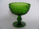 Grapponia Footed Serving Bowl green