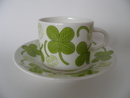 Apila Tea Cup and Saucer Arabia SOLD OUT