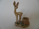 Roe Deer Candle Holder Kupittaan savi