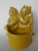 Matti & Maija Figure yellow SOLD OUT