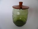 Jar green Riihimäen lasi