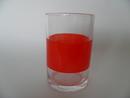 Juomalasi Marimekko punainen raita