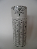 Calender Jar 1969 SOLD OUT