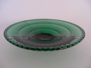Plate green Glass Lisa Johansson-Pape