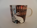 My Library Bunny Mug H L-S SOLD OUT