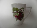 Pomona Portmeirion Mug dark Cherry