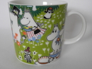 Moomin Mug Tove 100 Years with Glasses