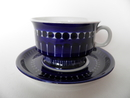 Valencia Tea Cup and Saucer Arabia