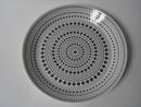 Kulku Plate 21 cm grey Iittala
