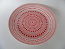 Kulku Plate red 21,5 cm Iittala