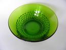 Näppylä Bowl flat green Saara Hopea