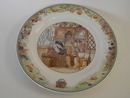 Foxwood Tales Plate Autumn