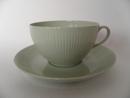 Sointu Tea Cup and Saucer lightgreen Arabia