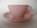 Sointu Tea Cup and Saucer rosa Arabia