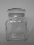 Kantti Jar 1 l clear glass