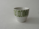 Kauno Eggcup green Arabia SOLD OUT