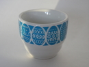 Kauno Eggcup turquoise Arabia SOLD OUT