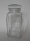 Kantti Jar 1,4 l clear glass