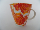 KoKo Roses Mug Orange