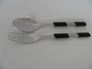 Hackman Festivo Serving Spoon and Fork