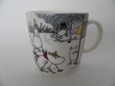 Moomin Mug Skiing with Mr Brisk