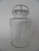 Glass Jar 1,5 l Ole Palsby