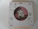 Moomin Plate Love 2-side